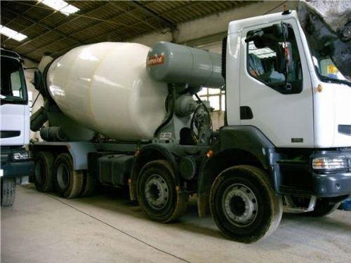 beton mixer 10 km .model 2004