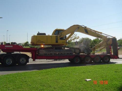 jumbo dieplader 65 ton mod 1995 hol