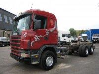 scania 144 .6x4 mod 1998