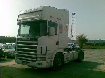 scania 164 480 pk  mod 2002 ful extras
