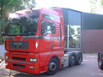 traktor man 26460 .6x4 .rek 2002.kab.xxl