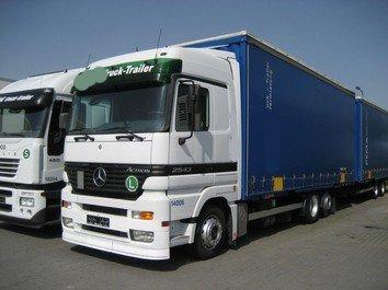 Mercedes MB2543, 6x2, ATL, pro výměnné nástavby, hydraulick, 2002, 669 000 km, Euro 3, klima