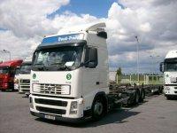 Volvo FH12, BDF, 6x2, 420 PS, Globetrotter, 7,82m/, 2004, 503 000 km, Euro 3, klima