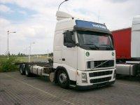 Volvo, FH12, nákladní automobil, 6x2 BDF, 2004, 365 000 km, Euro 3, klima