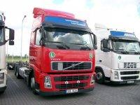 VOLVO FH12 6X2 R1000 pro výměnné nástavby, 2004, 470 000 km, Euro 3, klima