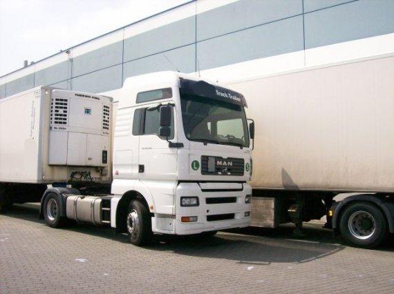 18.430BLS MAN 18.433 FLS SZM XXL Fahrerhaus 4x2, 2005, 351 000 km, Euro 3, klima