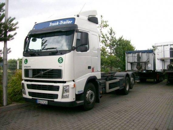 Volvo FH12, BDF, 6x2, 420 PS, Globetrotter, 7,45m/ 2006, 225 000 km, Euro 3, klima