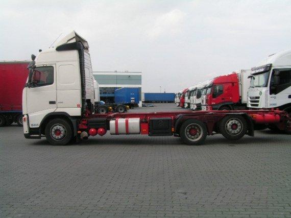 VOLVO FH12, BDF, 6x2, 420 PS, Globetrotter, 2003, 540 000 km, Euro 3, klima,