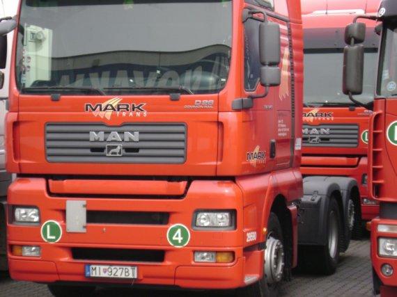 MAN TGA 18430, year 2005