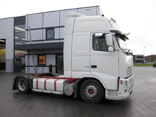 Volvo FH 12.420, ABS,EBS,AIRCO,SCHIJFREM,STANDKACHEL,435000km,420PK