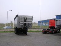 Different Trailer kippers from 24m3 , 35m3, 48m3, 56m3