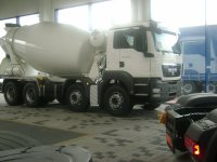 MAN Building Trucks for cement, NEW & USED