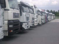 Collection of MAN & VOLVO different types, NEW