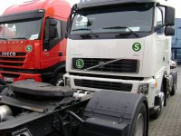 VOLVO FH 12 440, NEW, komplet spoilers, Xenons, Clima, XL Cabine EURO 5, IVECO Stralis 450, NEW,